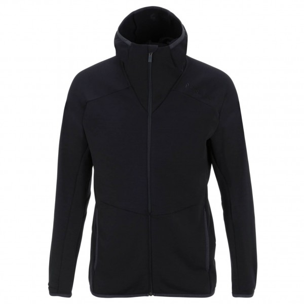 Peak Performance - Heli Mid Hood Jacket - Wool jacket