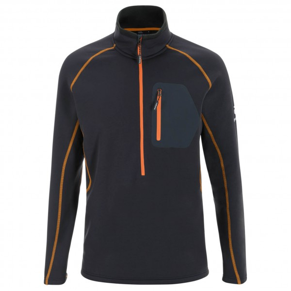 Peak Performance - BL Mid Zip - Fleecetrui