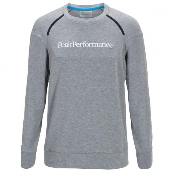 Peak Performance - Pivot Crew - Fleece jumpers