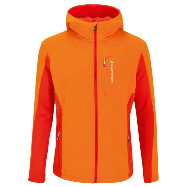 Peak Performance - Trigger Hood - Fleecejacke