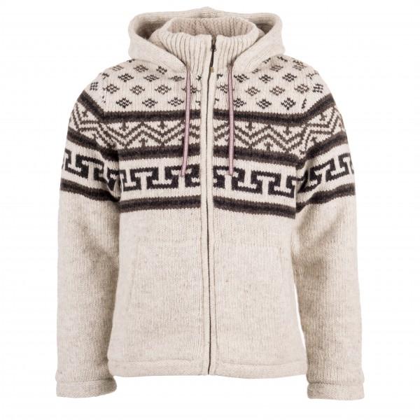Sherpa - Kirtipur Sweater - Wolljacke