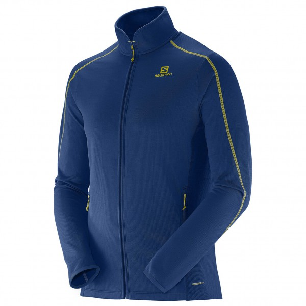 Salomon - Atlantis FZ - Fleece jacket