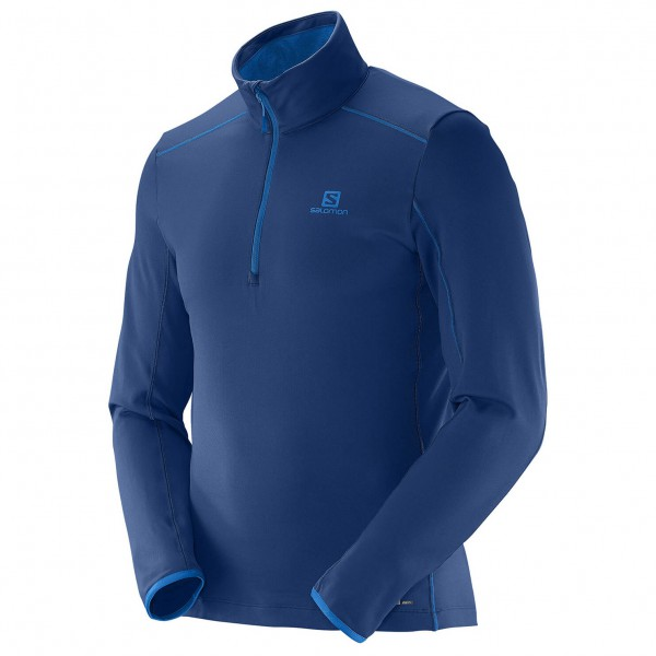 Salomon - Discovery 1/2 Zip - Fleecetrui