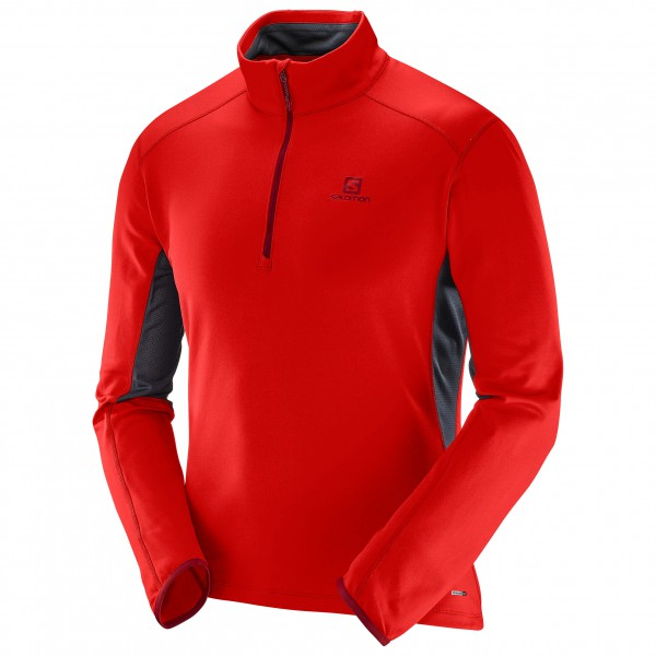 Salomon - Discovery Activ HZ - Pull-over polaire