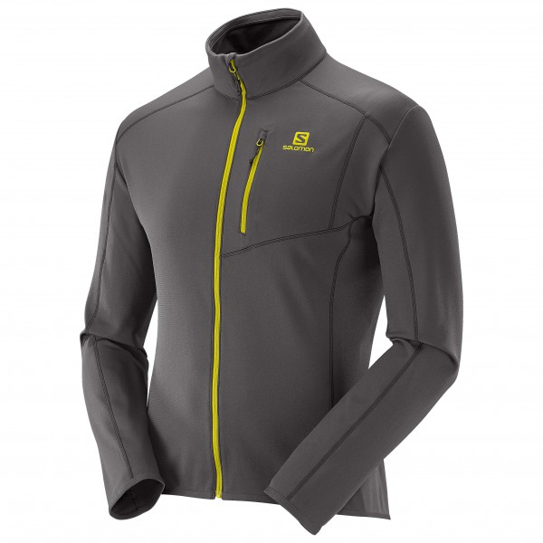 Salomon - Discovery FZ - Fleece jacket