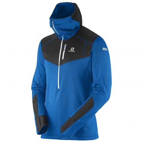 Salomon - S-Lab X Alp Mid Hood - Fleece pullover