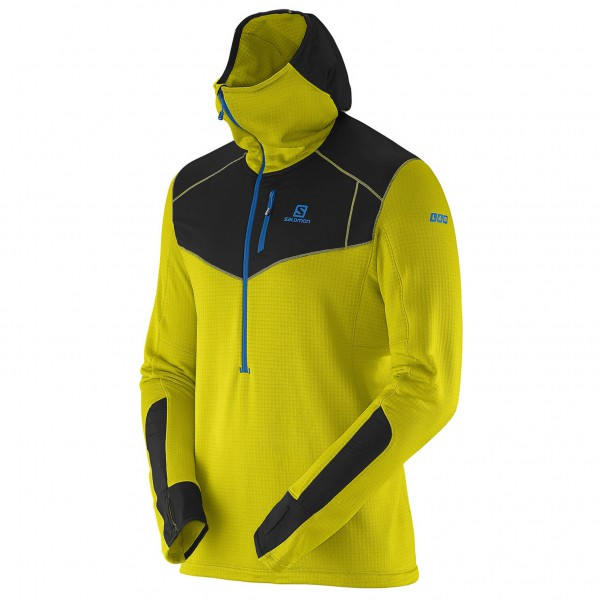Salomon - S-Lab X Alp Mid Hood - Pull-over polaire