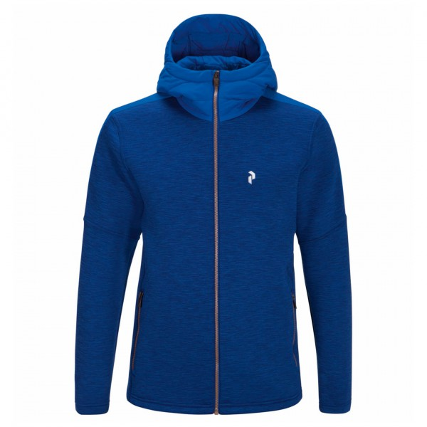 Peak Performance - Thyon Mid Hood - Fleecejacke