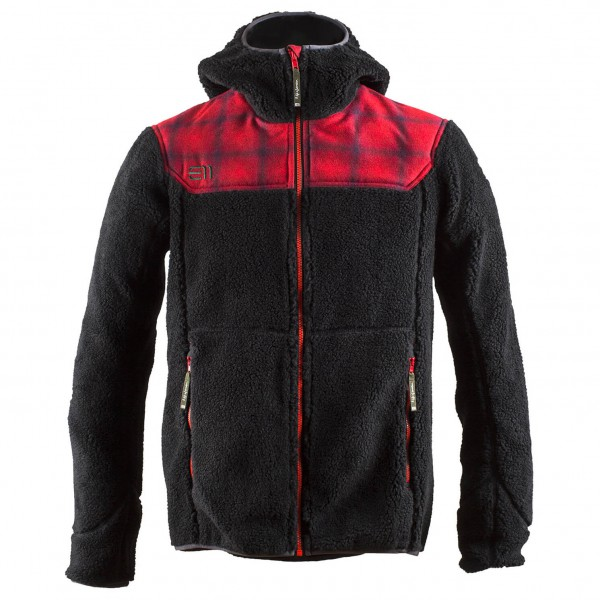 Elevenate - Vallorcine Jacket - Fleecetakki