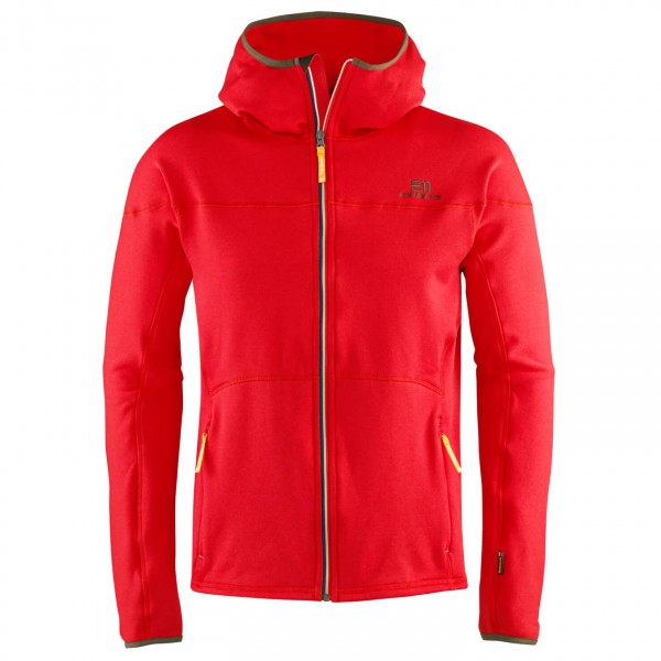 Elevenate - Arpette Stretch Hood - Veste polaire