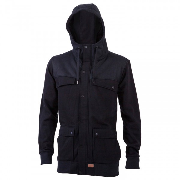 Mons Royale - Hero Hoody - Wolljacke