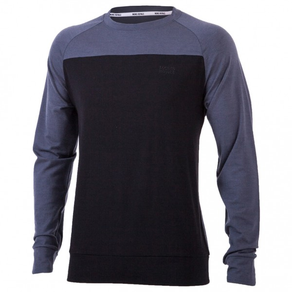 Mons Royale - Jersey Crew - Pull-over en laine mérinos