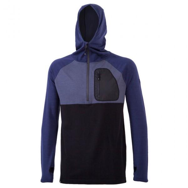 Mons Royale - 1/2 Zip Tech Hoody - Merino jumpers