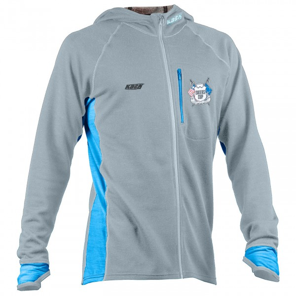 Kask - Hoodie Mix 200 - Pull-over en laine mérinos