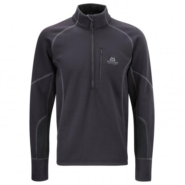 Mountain Equipment - Couloir Zip Tee - Fleece pullover