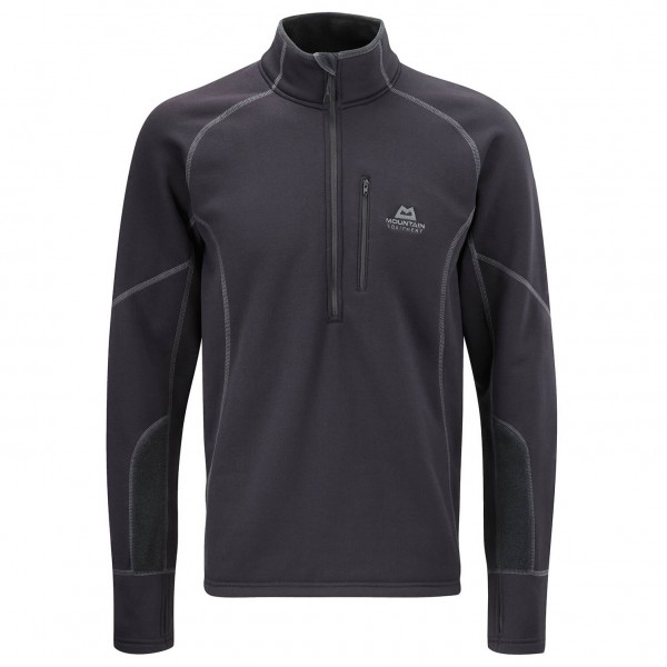 Mountain Equipment - Couloir Zip Tee - Pull-over polaire