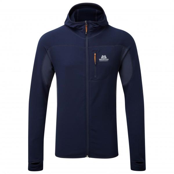 Eclipse Hooded Jacket - Fleece jacket