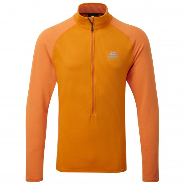 Mountain Equipment - Eclipse Zip T - Fleecepullover