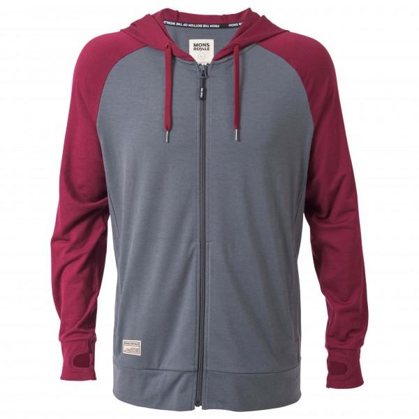 Mons Royale - WKA Hoody FTBOTW - Wool jacket