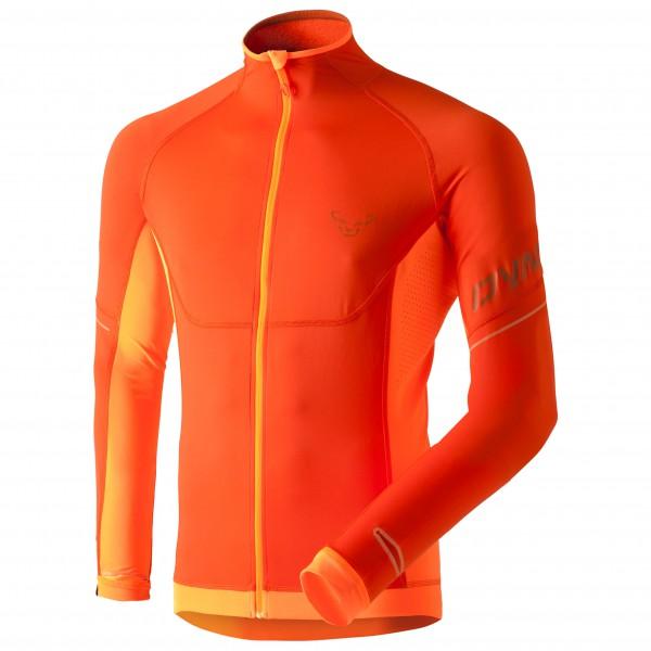 Dynafit - Ultra L/S Zip Tee - Fleece jacket