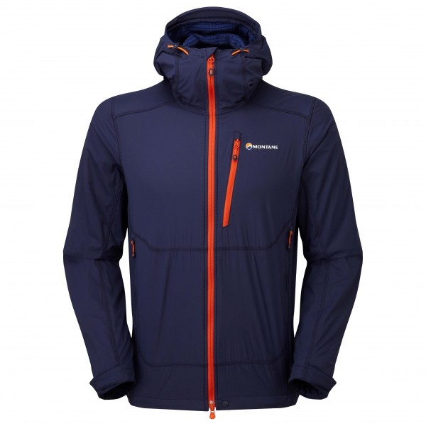 Montane - Alpine Equaliser Jacket - Fleecetakki