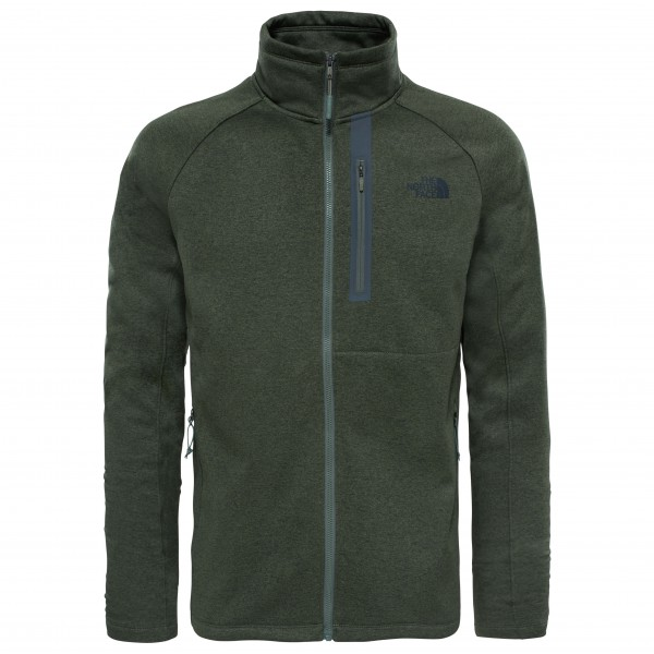 The North Face - Canyonlands Full Zip - Fleecetakki