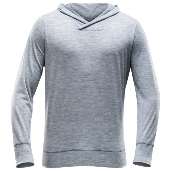 Devold - Buldre Hoodie - Merino sweatere