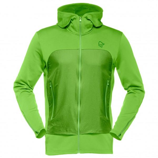 Norrøna - /29 Warm2 Stretch Zip Hoodie - Fleece jacket