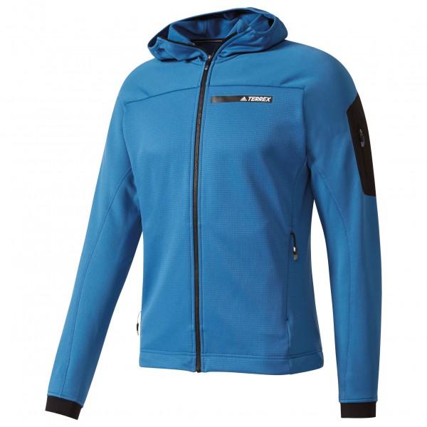 adidas - Terrex Stockhorn Fleece Hooded Jacket - Fleecejacka