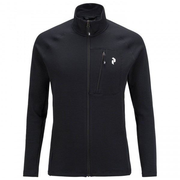 Peak Performance - Waitara Zipped Longsleeve Jacket - Fleecejacka