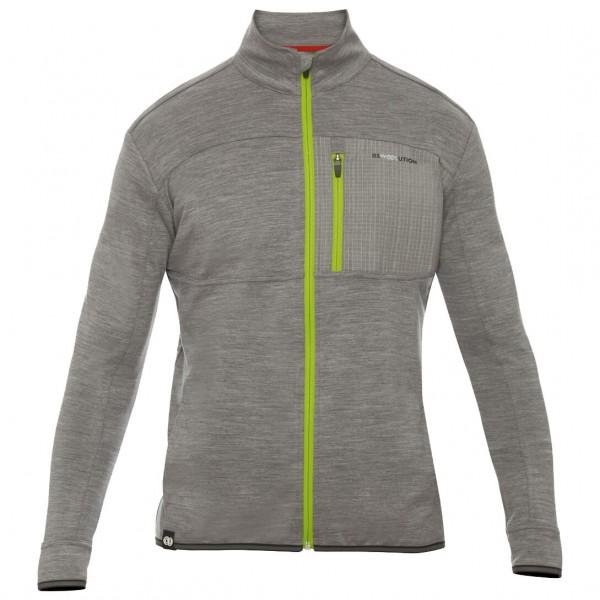 Rewoolution - Impact Merino Full Zip L/S - Wool jacket