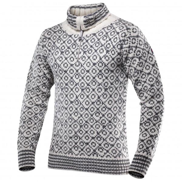 Devold - Svalbard Sweater Zip-Neck - Merino trui