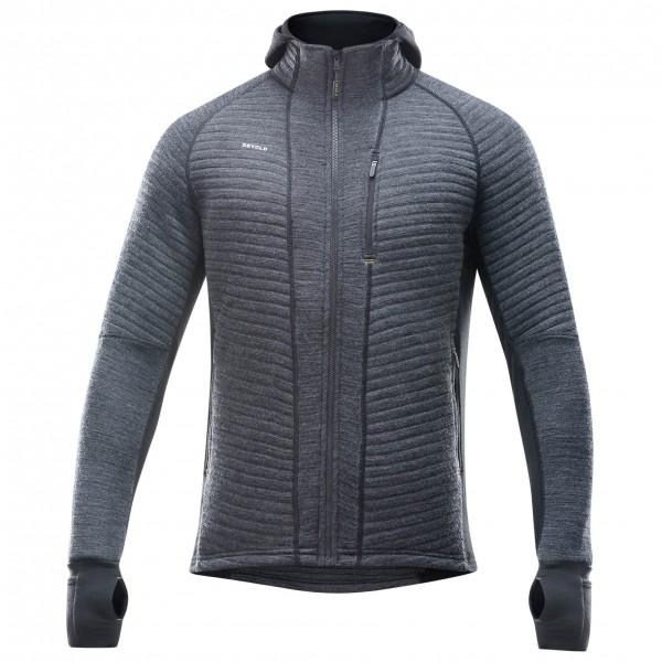 Devold - Tinden Spacer Jacket with Hood - Chaqueta de lana