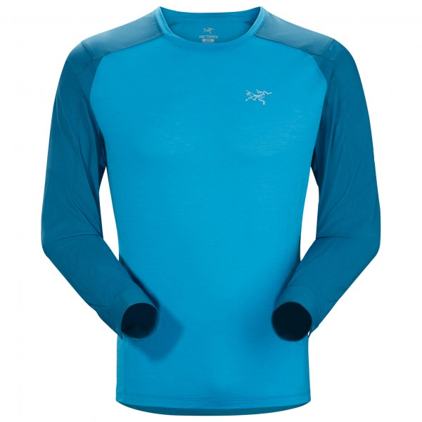 Arc'teryx - Pelion Comp L/S - Merino sweater