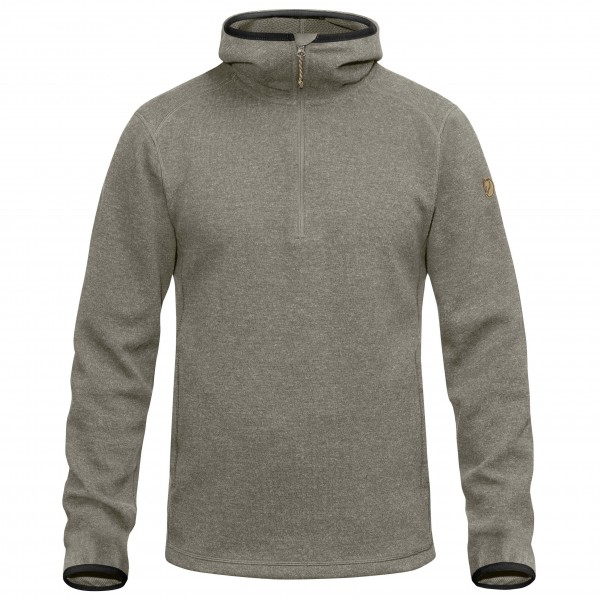 Fjällräven - High Coast Wool Hoodie - Fleecesweatere