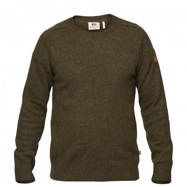 Fjällräven - Övik Re Wool Sweater - Överdragströjor merinoull