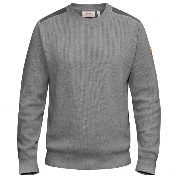 Fjällräven - Sörmland Crew Sweater - Merino sweatere