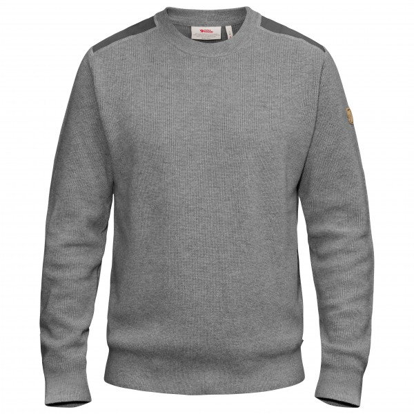 Fjällräven - Sörmland Crew Sweater - Merinogensere