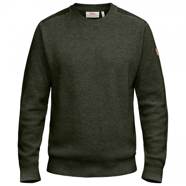 Fjällräven - Sörmland Crew Sweater - Merinovillapulloverit