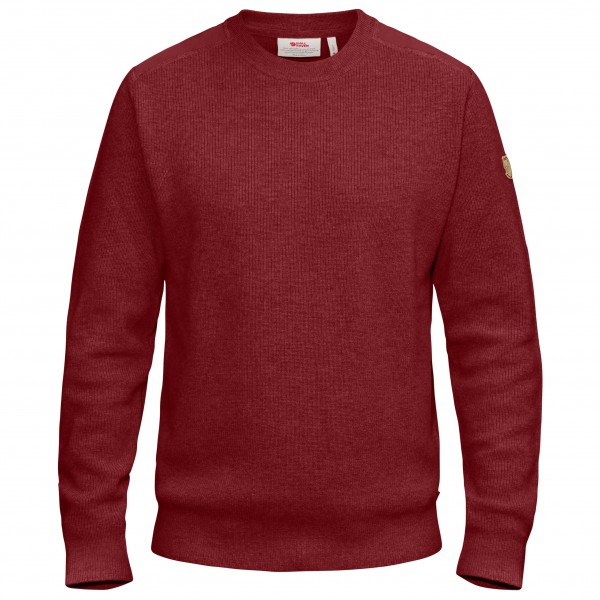 Fjällräven - Sörmland Crew Sweater - Ullpullover