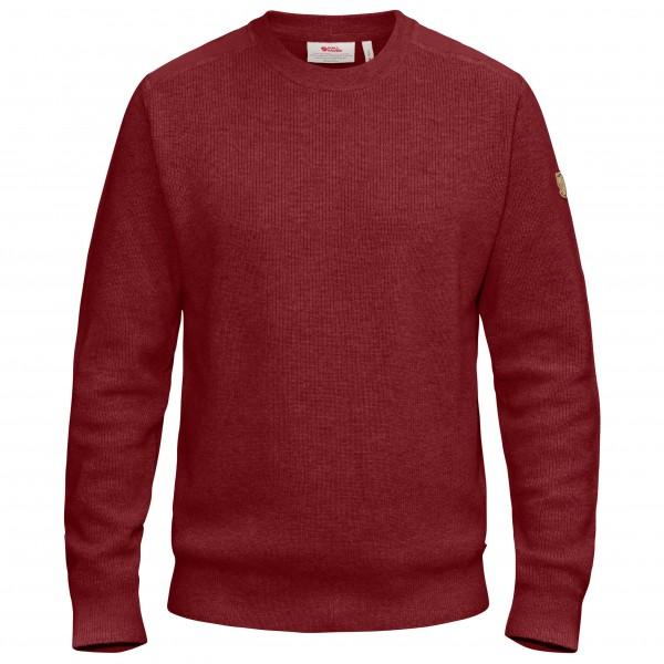 Fjällräven - Sörmland Crew Sweater - Wollpullover