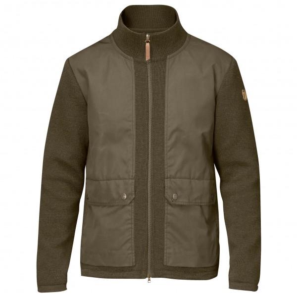 Fjällräven - Cardigan No. 4 - Wool jacket