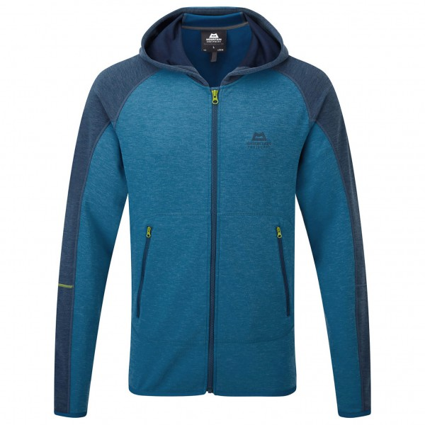 Mountain Equipment - Flash Hooded Jacket - Fleece jacket