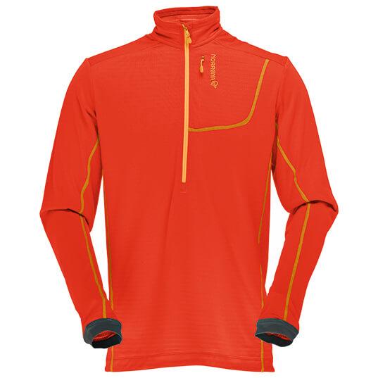 Norrøna - Bitihorn Powerdry Shirt - Fleece jumpers