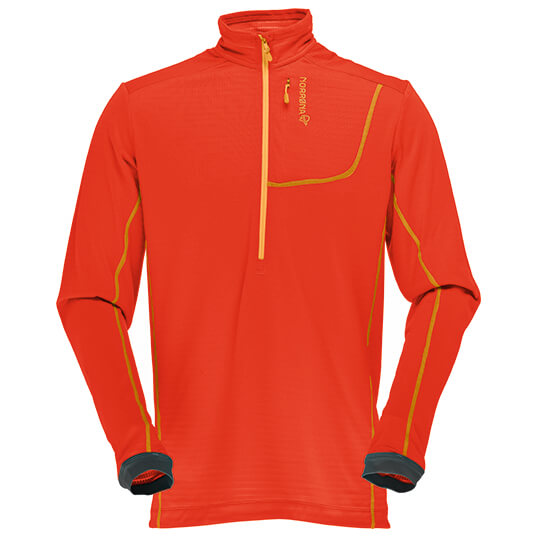 Norrøna - Bitihorn Powerdry Shirt - Fleece pullover