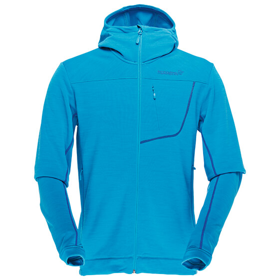 Norrøna - Bitihorn Powerstretch Zip-Hood - Fleece jacket