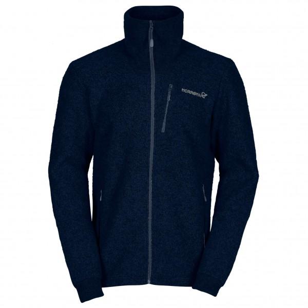 Norrøna - Svalbard Wool Jacket - Fleece jacket