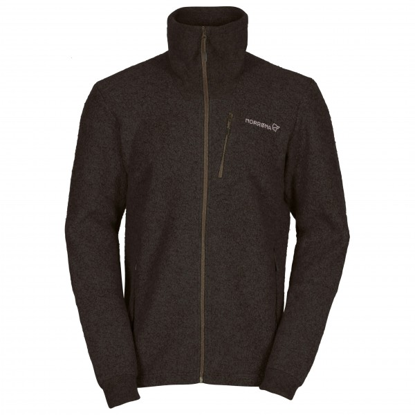 Norrøna - Svalbard Wool Jacket - Fleecejack