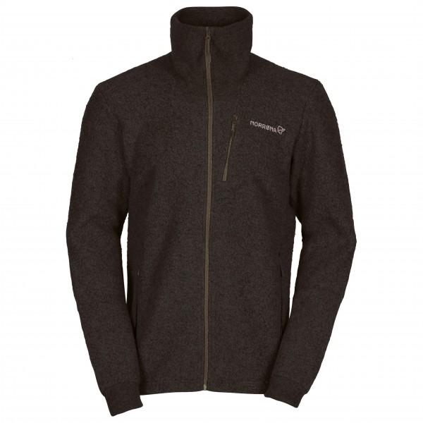 Norrøna - Svalbard Wool Jacket - Fleecejacke