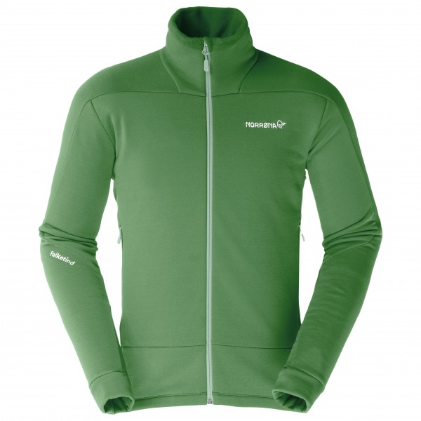 Norrøna - Falketind Power Stretch Jacket - Fleecejacke